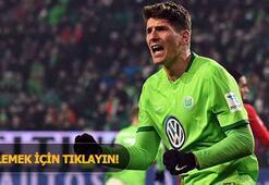 Wolfsburg-Hamburg: 1-0