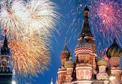 Yılbaşında Rusya'ya sıfır rezervasyon