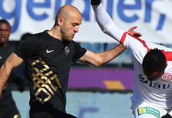 Osmanlıspor-Antalyaspor: 1-2