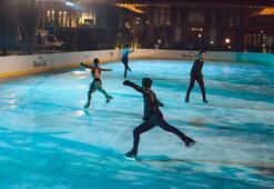 Türkiyenin en büyük buz pis UNIQ Winter Tales