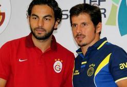 Süper Kupa finali öncesi kaptanlar konuştu