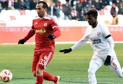 Sivasspor-Boluspor: 3-1