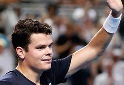 Avustralya Açıkta Raonic ve Pliskova çeyrek finale yükseldi