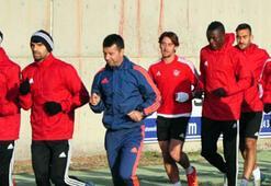 Gaziantepspor, Çaykur Rizespor maçı hazırlıklarına başladı
