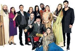 Çekimler İstanbul'da başladı