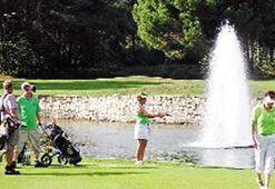 Belek'e 'En İyi Golf Bölgesi' ödülü