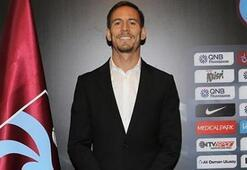 Trabzonsporlu Pereira: Her zaman en iyisini yapmaya devam edeceğim