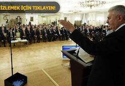 Başbakandan işadamına: Sabret mübarek