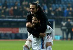 Trabzonspor'un yeni transferleri formayı kaptı