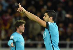 Barcelona çıldırdı, Suarez şov