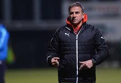 Bursaspor, Hamzaoğlu yönetiminde ilk antrenmanı yaptı