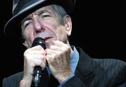 Leonard Cohen İstanbula geliyor