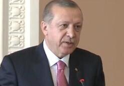 Son dakika: Cumhurbaşkanı Erdoğandan flaş açıklamalar