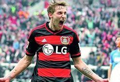 G.Saray Bayer Leverkusenin golcüsü Kiesslingin peşinde