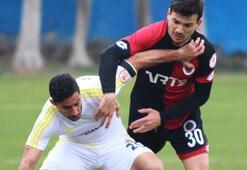 Menemen Belediyespor: 3 -  Gençlerbirliği: 2