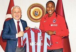 Trabzonsporda iz bırakacağım
