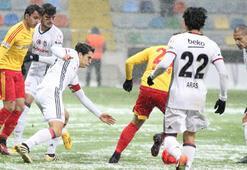 Kayserispor - Beşiktaş: 1-1 (İşte maçın özeti)