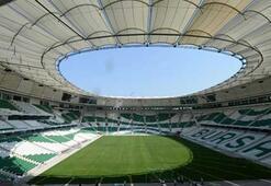 Timsah Arena resmen açılıyor...