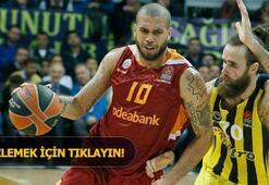 Fenerbahçe - Galatasaray Odeabank: 85-80