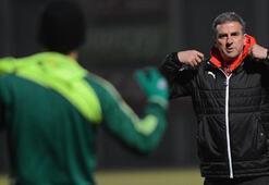 Bursaspor Hamzaoğluyla ilk maçına çıkıyor