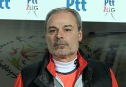 Adanaspor Teknik Direktörü İpekoğlu: Çıkışımızı sürdürme niyetindeyiz