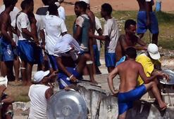 Brezilyalı mahkumlar birbirini öldürüp yemiş