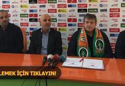 Alanyasporun yeni teknik direktörü Saffet Susic oldu