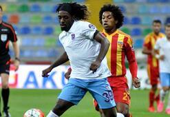 Trabzonsporda hasta olduğunu bahane edip idmana çıkmayan Cavandaya ceza geliyor