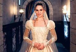 Sarayda düğün var