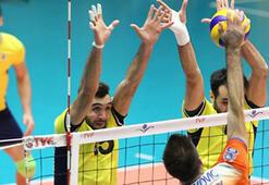 İstanbul Büyükşehir Belediyespor-Fenerbahçe: 1-3