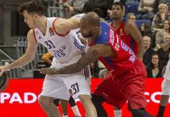 CSKA Moskova-Anadolu Efes: 80-77