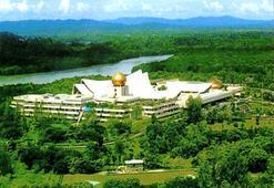 Doğuda zengin bir sultanlık: Brunei