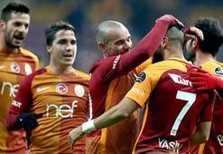 Galatasaray Akhisar Belediyespor: 6-0 (MAÇIN ÖZETİ)