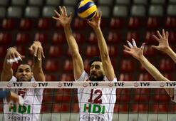 Galatasaray HDI Sigorta-Halkbank: 0-3