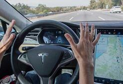 Teslanın otopilot sistemi çalındı mı