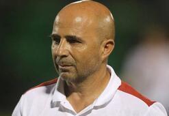 Jorge Sampaoli Sevillaya seviye atlatıyor