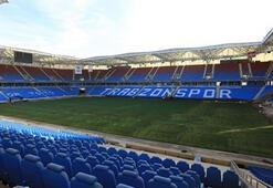 Trabzonspor Akyazıda açılışı yapıyor