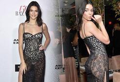 Kendall Jennerdan cesur tercih