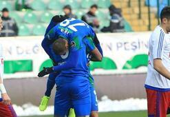 Çaykur Rizespor-Kardemir Karabükspor: 1-0