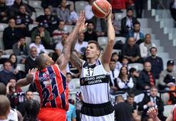 Beşiktaş, Ted Kolejlilere ders verdi: 93-52