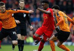 Liverpool-Wolverhampton Wanderers: 1-2