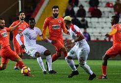 Antalyaspor - Aytemiz Alanyaspor: 2-1