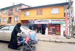 Altındağ'da bir Suriye mahallesi
