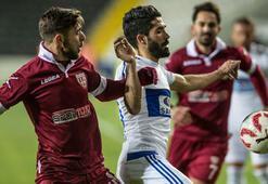 Büyükşehir Gaziantepspor-Bandırmaspor: 3-1