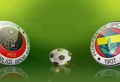 Gençlerbirliği Fenerbahçe maç sonucu: 0-1