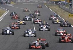 Formula 1 halka açılacak