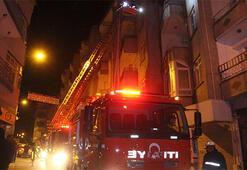 Elazığ'da ev yangını: 4 kişi hastaneye kaldırıldı