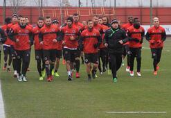 Gençlerbirliği, Trabzonspor hazırlıklarına başladı