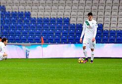 Bursaspor golü unuttu