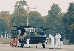 İsrail uçan araba üretti